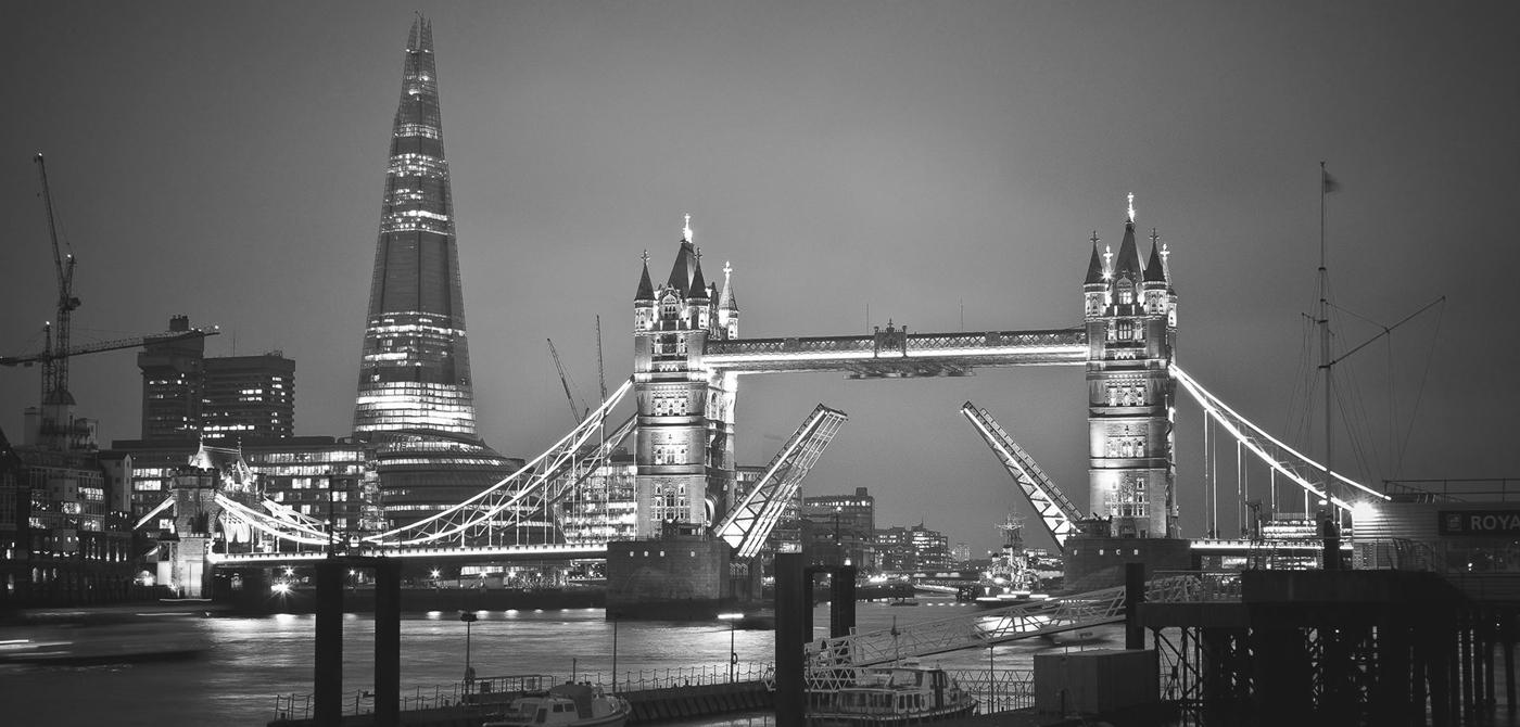 London - Finanzplatz und IT-Hub für Europa