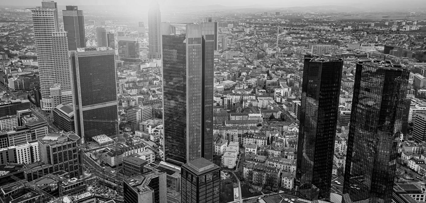 Frankfurt am Main - Heimat der EZB