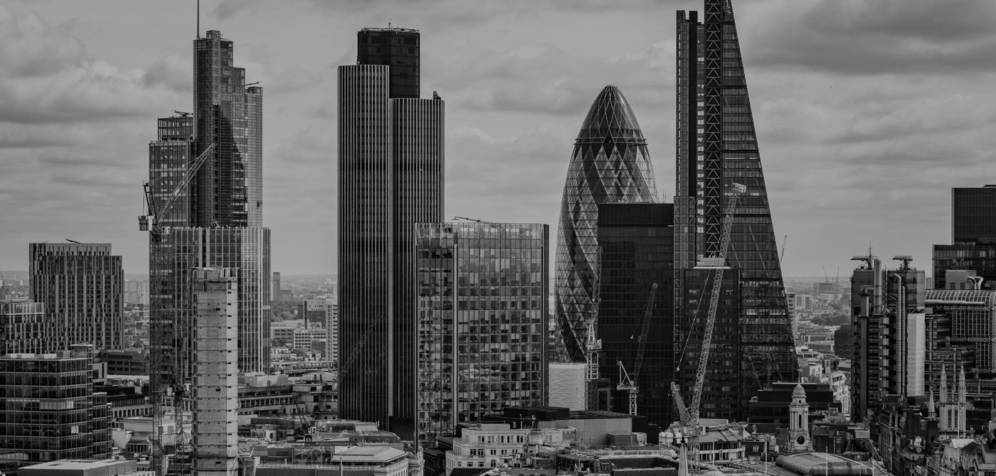 The financial centre - The City of London